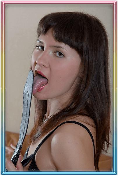 Fetisch Girl - Perverse Fetischspiele